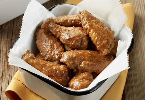 Sauerbraten Chicken Wings