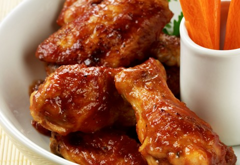 Sweet and Tangy Chicken Wings